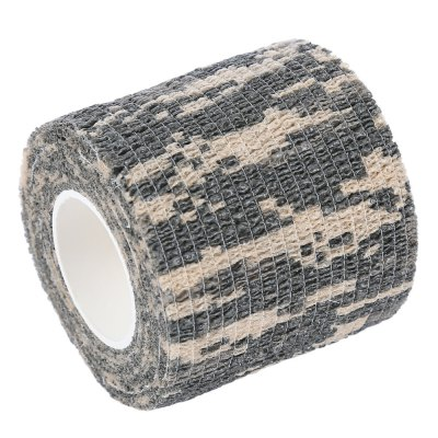 EDCGEAR 4.5M Tactical Camouflage Fabric Adhesive Tape