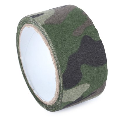 EDCGEAR 10M Tactical Camouflage Fabric Adhesive Tape