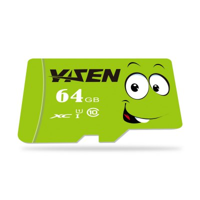YISEN TF Storage Device Micro SD High Speed Memory Card