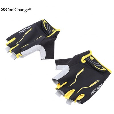 CoolChange Paired Cycling Glove Half Finger