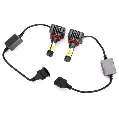 Paired V8 H11 40W Integrated LED Vehicle Headlight