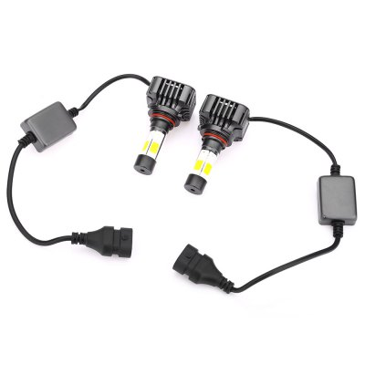 Paired V8 9006 40W Integrated LED Vehicle Headlight