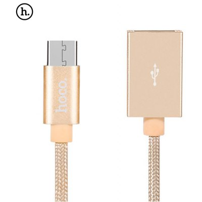 HOCO UA3 20CM Type-C USB OTG Patch Cord