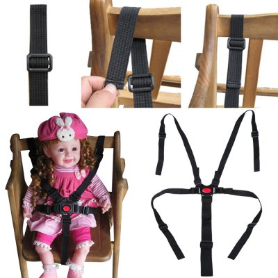 Babies Five-point Safety Belt