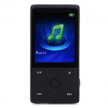 HOTT MU1036 Bluetooth 1.8 inch FM Radio MP3 Music Player
