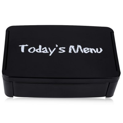Creative Western Style Microwave Oven Lunch Box
