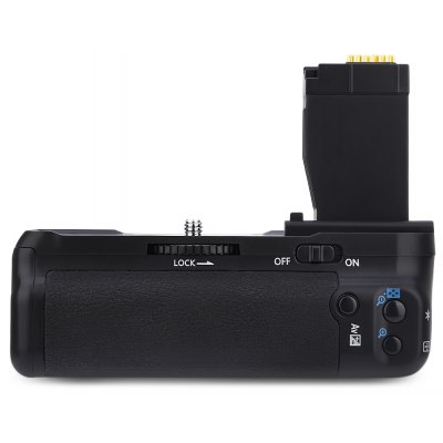 Veledge BG 1V Camera Battery Grip Holder Handle for Canon 750D