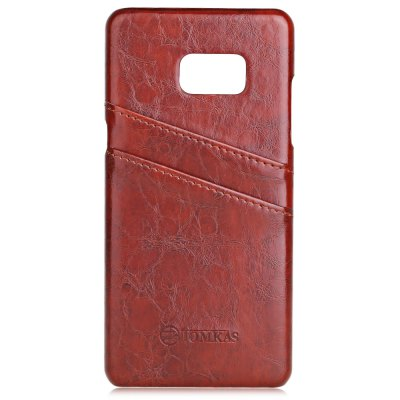 ФОТО Tomkas PU Leather Protective Case for Samsung Note 7