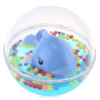 Kids Toddlers Water-filled Floating Bathroom Tub Ball Toy