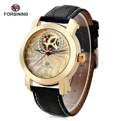 Forsining F120514 Men Auto Mechanical Watch