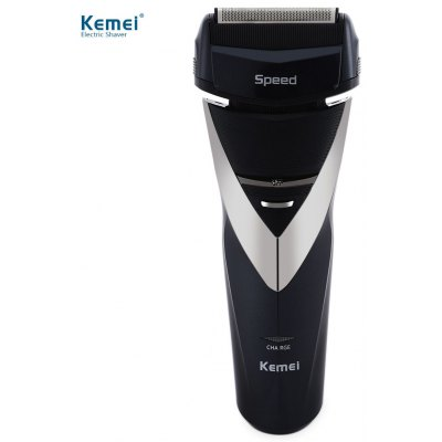 Kemei KM - 8102 3D Reciprocating Triple Blade Electric Shaver