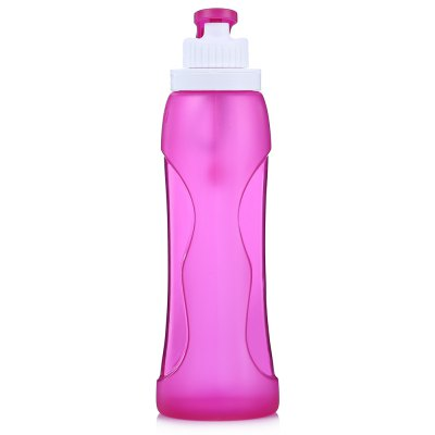 My Friday Collapsible Silicone Sport Water Bottle