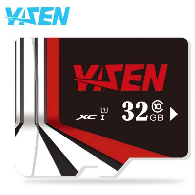 YISEN TF Storage Card Micro SD High Speed Memory Card