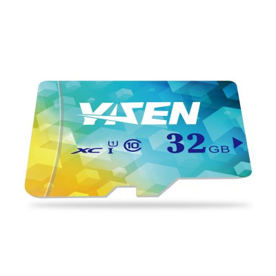 YISEN TF Storage Micro SD High Speed Memory Card