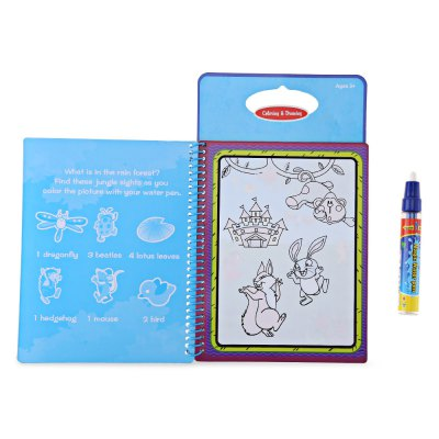 Magic Water Drawing Book Toy for Kids sets for drawing