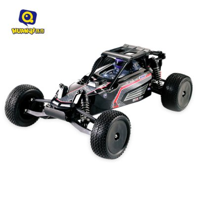 HUANQI 739 1:10 Scale 2.4G 2WD Remote Control Short Truck Toy
