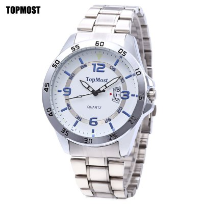 TOPMOST 1930 Men Quartz Watch