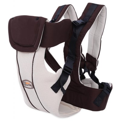 Breathable Adjustable Buckle Cotton Infant Babies Carrier