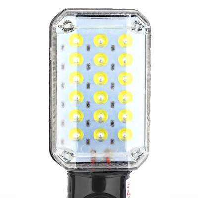 Car LED Emergency Work Repair LightOther Car Gadgets<br>Car LED Emergency Work Repair Light<br><br>Product weight: 0.252 kg<br>Package weight: 0.338 kg<br>Product Size(L x W x H): 26.00 x 5.50 x 4.50 cm / 10.24 x 2.17 x 1.77 inches<br>Package Size(L x W x H): 28.50 x 6.50 x 6.50 cm / 11.22 x 2.56 x 2.56 inches<br>Package Contents: 1 x Car LED Work Repair Light, 1 x Charger