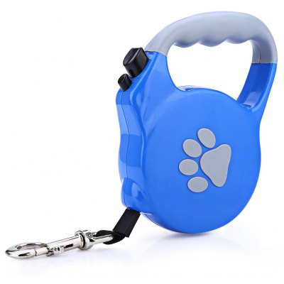 5m Extendable Retractable Pet Dog Lead Leash