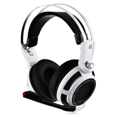 Gaming Headset Stereo 3.5MM Plug Wired Headphones