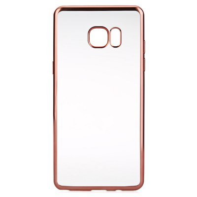 ФОТО Slim Electroplate Plating TPU Case for Samsung Galaxy Note 7