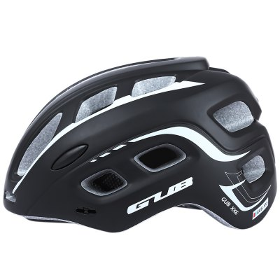 GUB XX6 Adult 55 - 61CM 19 Hole Air Vent Helmet with Visor