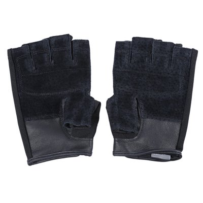 BOODUN 7140009 Paired Unisex Anti-slip Half Finger Gloves