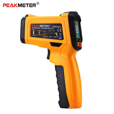 PEAKMETER PM6530A Non-contact Infrared Thermometer