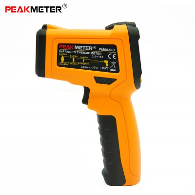 PEAKMETER PM6530B Non-contact Digital Infrared Thermometer