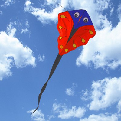 Colorful Carbon Steel Highfin Grouper Style Flying Kite