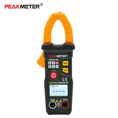 PEAKMETER PM2016S Digital Clamp Meter Multimeter