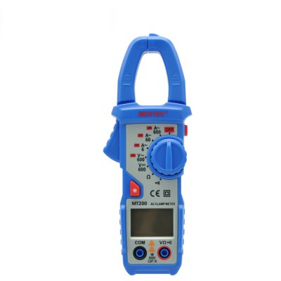 MESTEK MT200 Digital AC / DC Voltage Clamp Meter