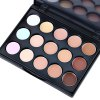 Mini 15 Colors Contour Face Cream Concealer Palette deal