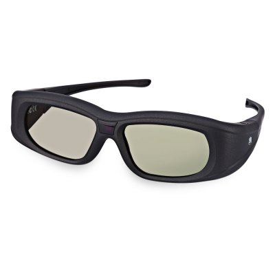 Gonbes N05IR Infrared Signal Active Shutter 3D Glasses