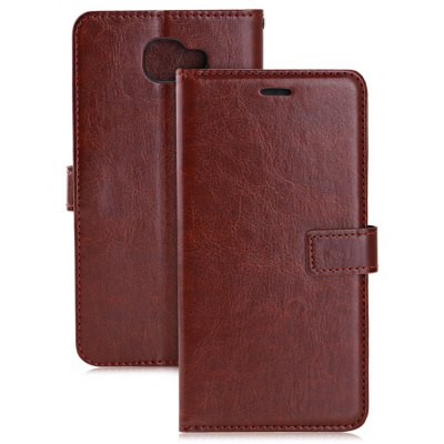 Magnetic Flip PU Leather Wallet Cover for Samsung Galaxy A9