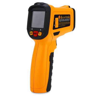 PEAKMETER PM6530D LCD Display Digital Infrared Thermometer