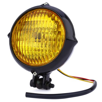 Motorcycle 12V 35W 3.5 inch Headlight for Harley