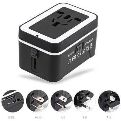 Multipurpose Travel Charging Converter