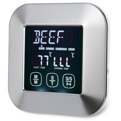 TS - 82 Touch Screen Meat Cooking Grill Thermometer Timer