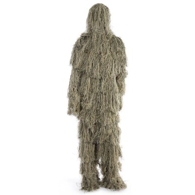 Jungle Camouflage Hunting Ghillie Suit Set
