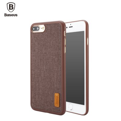 Baseus Grain Series 5.5 inch Protective Mobile Phone Back Case Cover for iPhone 7 Plus