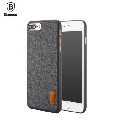 Baseus Grain Series 5.5 inch Mobile Phone Cover for iPhone 7 Plus