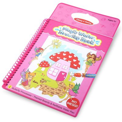 magic-water-drawing-book-with-pen-flower-princess