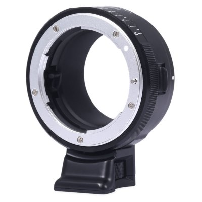 Viltrox NF - NEX Electronic Aperture Lens Adapter Ring