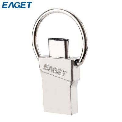EAGET Type-C Disco Flash USB 3.0 OTG para Móviles y Tabletas
