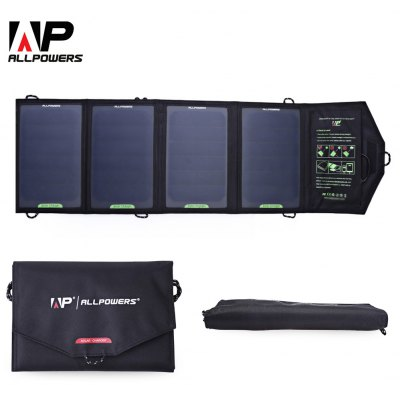ALLPOWERS 18W 5V Solar Charger