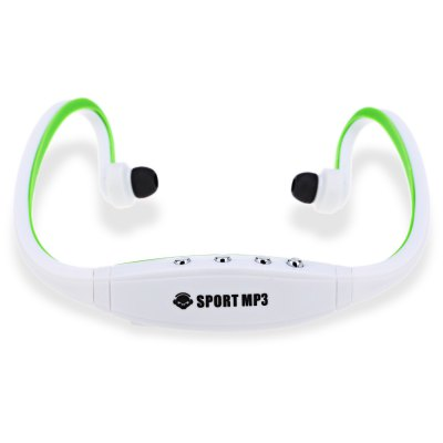 Portable Wearing Style Sport MP3 Player Headphone FMMP3 &amp; MP4 Players<br>Portable Wearing Style Sport MP3 Player Headphone FM<br><br>Product weight: 0.029 kg<br>Package weight: 0.088 kg<br>Product Size(L x W x H): 14.20 x 12.50 x 2.10 cm / 5.59 x 4.92 x 0.83 inches<br>Package Size(L x W x H): 19.50 x 17.00 x 5.50 cm / 7.68 x 6.69 x 2.17 inches<br>Package Contents: 1 x Sport MP3, 1 x USB cable