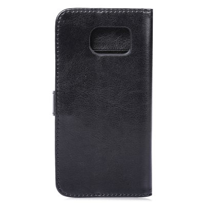 Tomkas Crazy Horse Series Pattern Flip PU Leather Wallet CaseSamsung Cases/Covers<br>Tomkas Crazy Horse Series Pattern Flip PU Leather Wallet Case<br><br>Function: Anti-knock,Dirt-resistant<br>Type: Case<br>Product weight: 0.057 kg<br>Package weight: 0.078 kg<br>Product Size(L x W x H): 15.20 x 7.70 x 2.20 cm / 5.98 x 3.03 x 0.87 inches<br>Package Size(L x W x H): 16.00 x 8.00 x 3.00 cm / 6.3 x 3.15 x 1.18 inches<br>Package Contents: 1 x Case