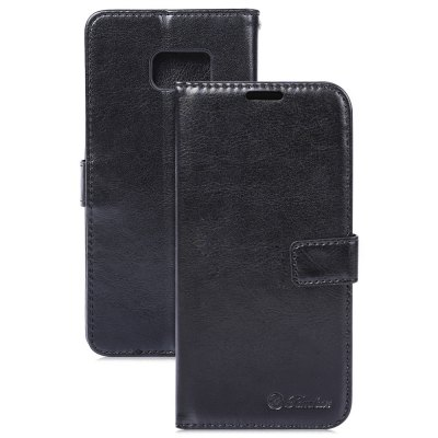 Tomkas Crazy Horse Series Magnetic Flip PU Leather Stand Case Wallet Cover for Samsung Galaxy Note 7